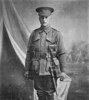A war memorial in Berridale and a bloke named Herbert Ellis Flanagan