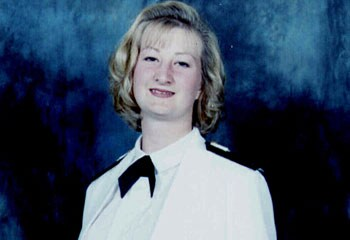 The tragedy which killed Midshipman Megan Pelly