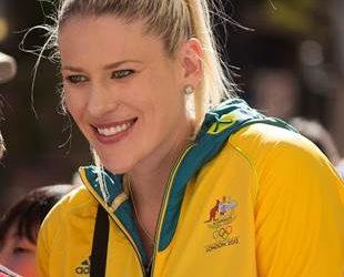 Inspiring Australian Women – Lauren Jackson